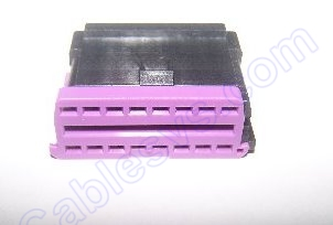 VW OBD female connector