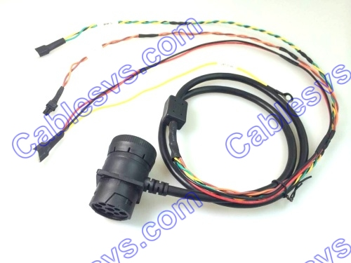 SAE J1939 Vehicle Integration Cable