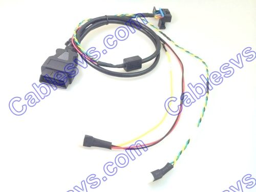 OBDII Vehicle Integration Cable