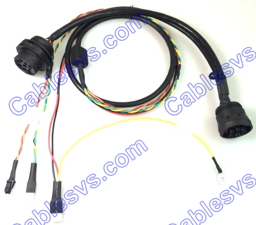 SAE HD10 Vehicle Integration Cable