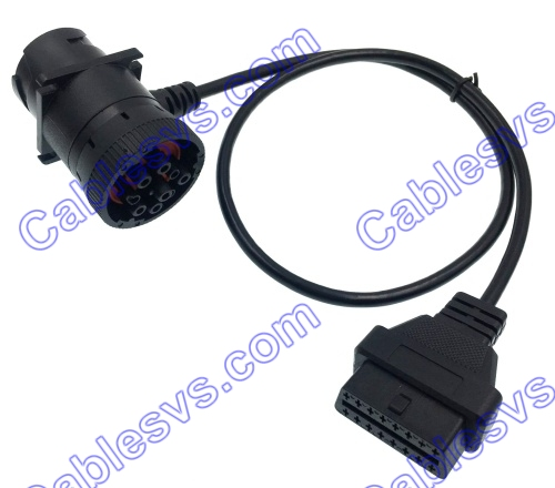SAE J-1939-11 Applications Ruggedized CANbus Data Network Cable